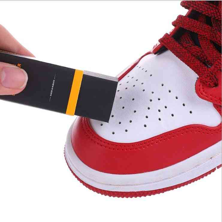 Rubber Block, Suede Leather Shoes, Boot Cleaning, Eraser Brush