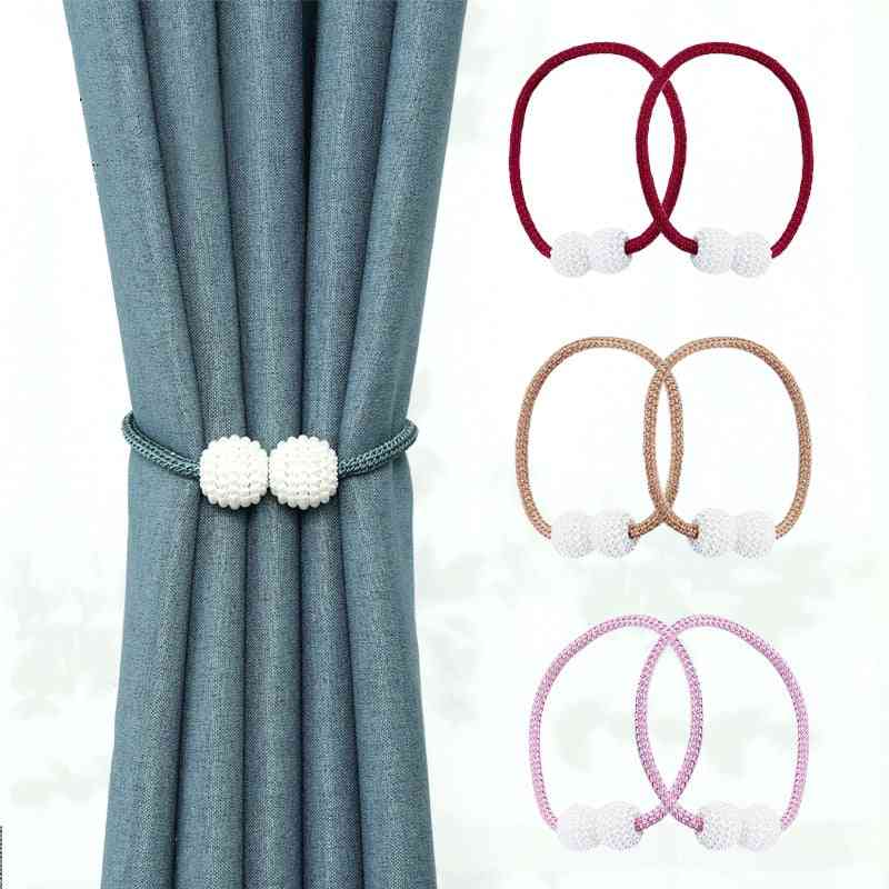 Simple Curtain Magnet Buckle