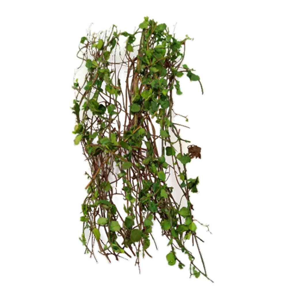 Mini Vine Micro Landscaping Decor Sand Table Diy Doll House Accessories Layout Fairy Garden  Supplies