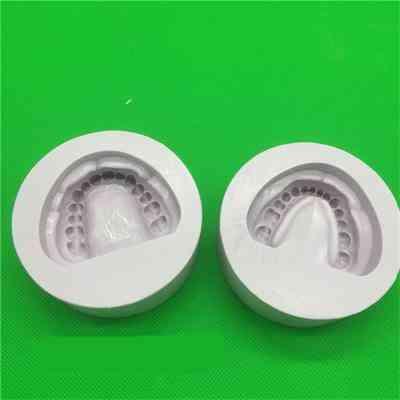 Silicone Dental Plaster Model Mold