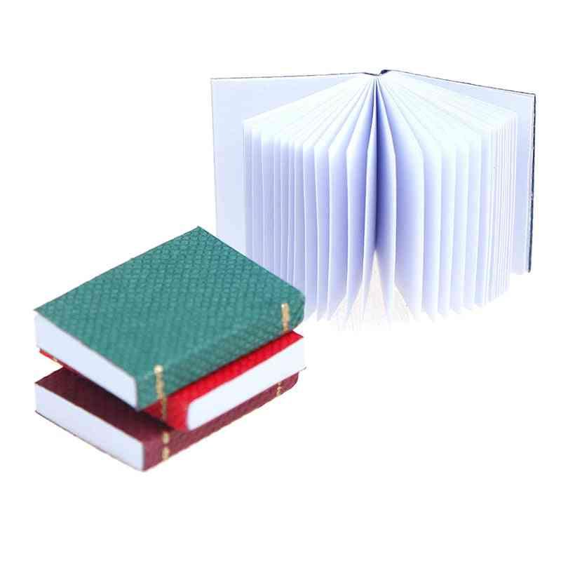 Dollhouse Miniature Mini Books Model Furniture Accessories