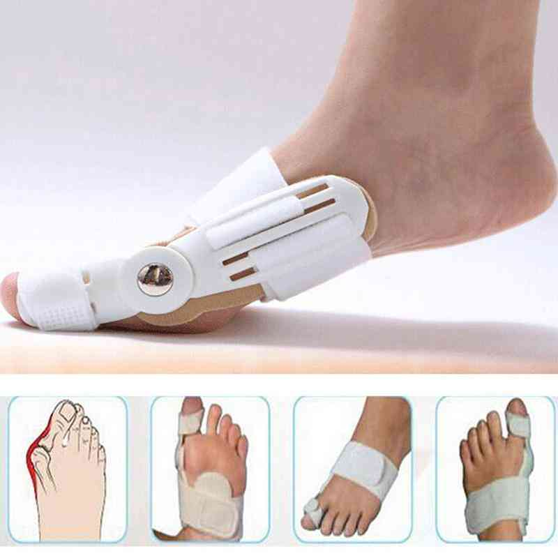 Bunion Splint Big Toe Straightener Corrector Foot Pain Relief Hallux