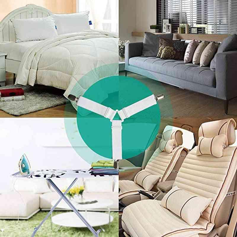 Fastener Bed Sheet Clips