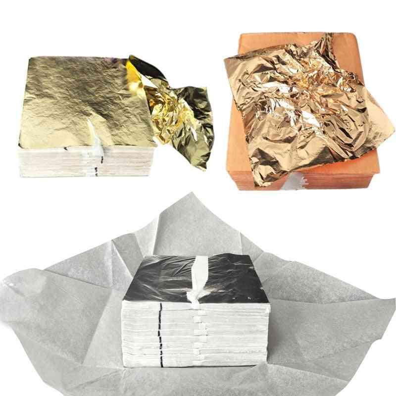 Art Craft Design Paper Gilding Imitation