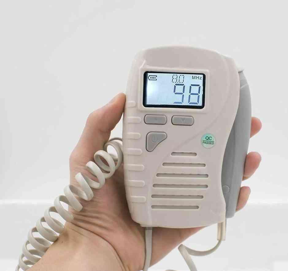 Lcd Screen   Handheld Vascular Doppler
