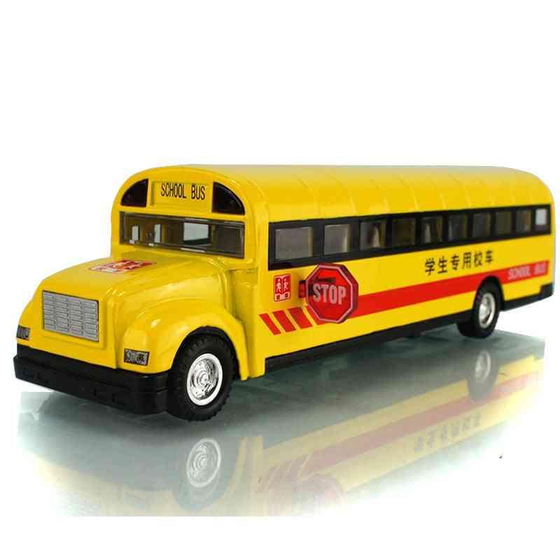 School Bus Model Toy