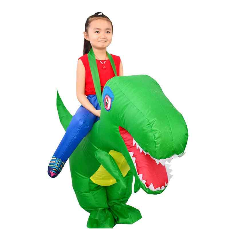 Dinosaur, T-rex Fancy Dress, Halloween Ride Costume
