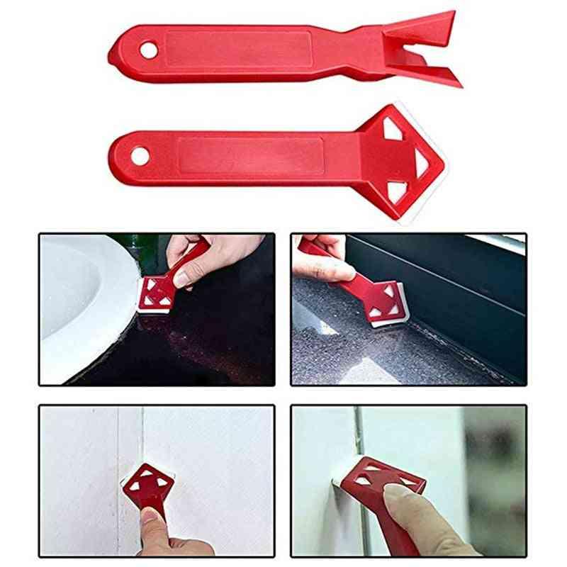 Silicone Glass Cement Scraper Sealant Remover Tool Kit