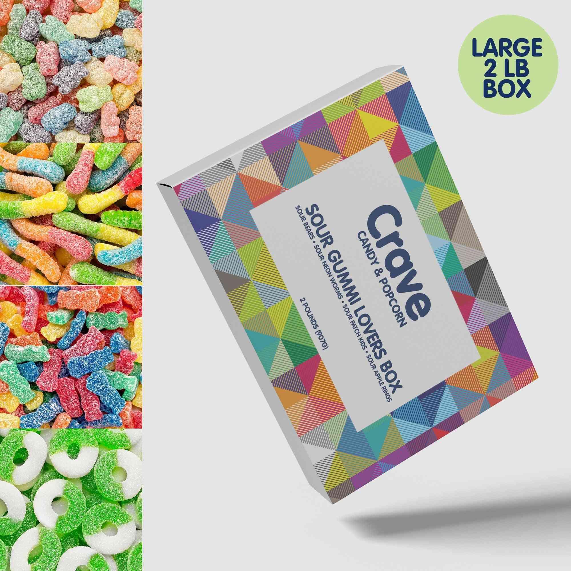 Sour Gummi Lovers Box