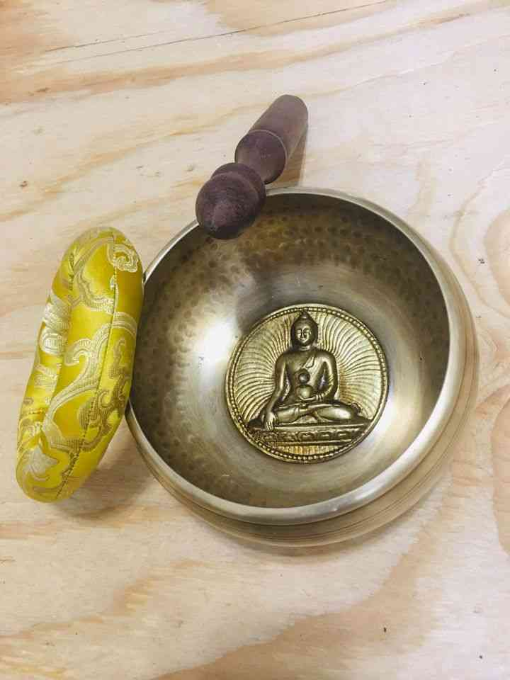 Yoga Singing Bowl For  Peace Sound Therapy Meditation