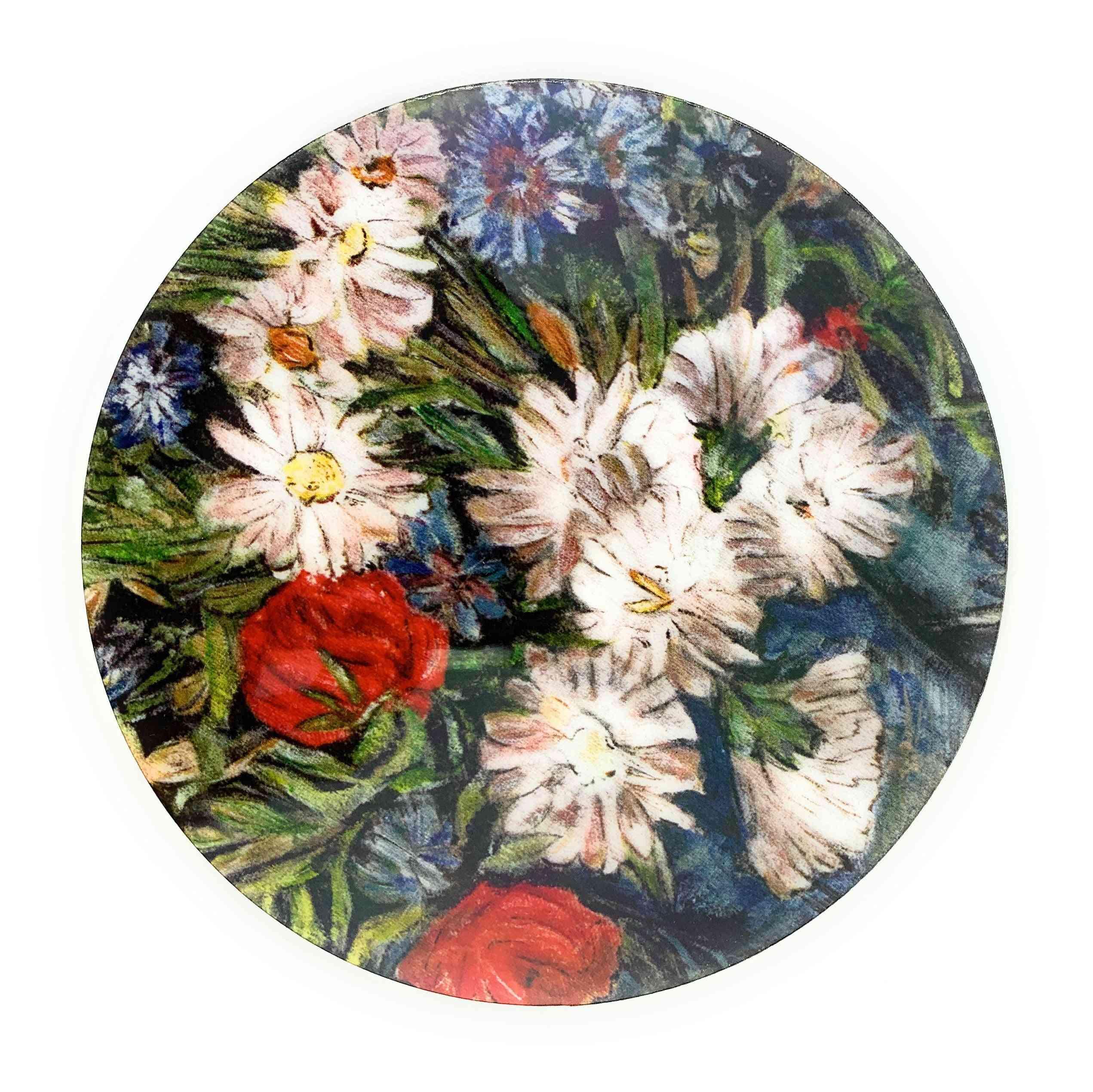 Vintage Spring Delight Coaster For Table Decor