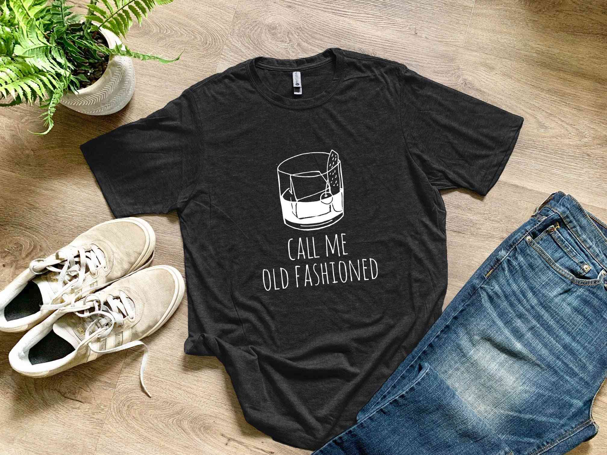 Call Me Old Fashioned - Men's Tee
