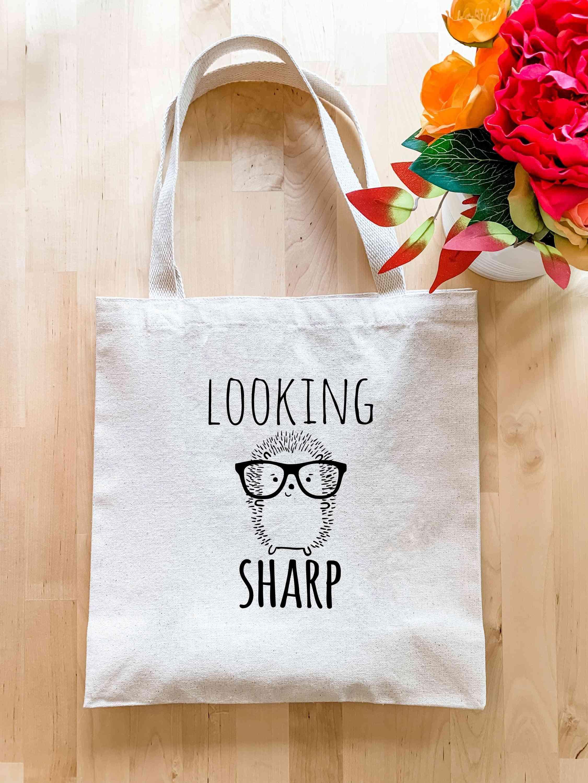 Looking Sharp - Tote Bag