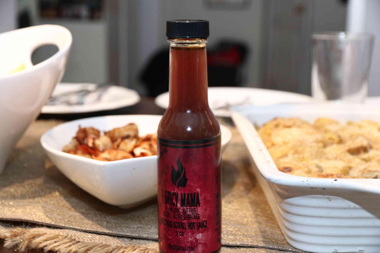 Sorrel Hot Sauce