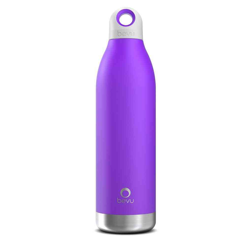 Duo Insulated Water Bottle-purple