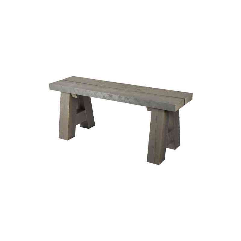 Wooden Bench - Only Three Parts Included