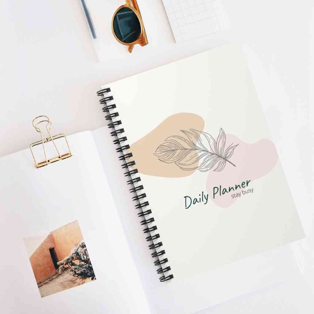 Daily - A5 Page Planner For Business Owner