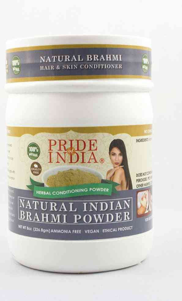 Natural Herbal Hair & Skin Conditioning Powder