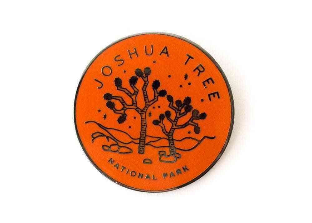 Joshua Tree National Park Enamel Pin