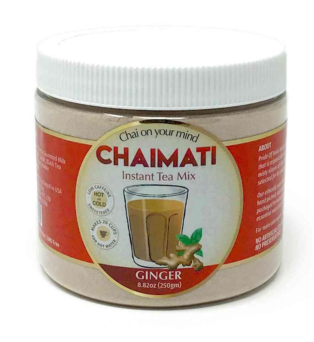 Ginger Chai Latte - Powdered Instant Tea Premix