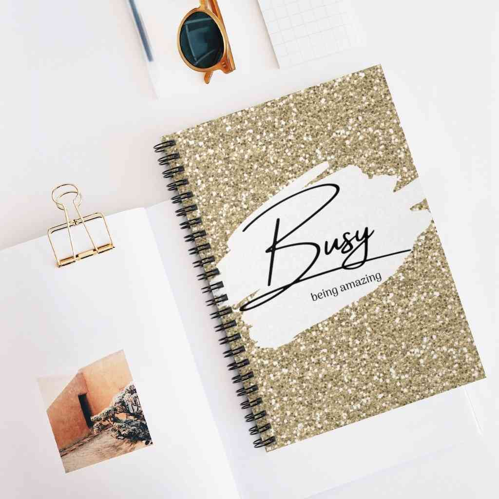 Busy Being Amazing - Daily Planner