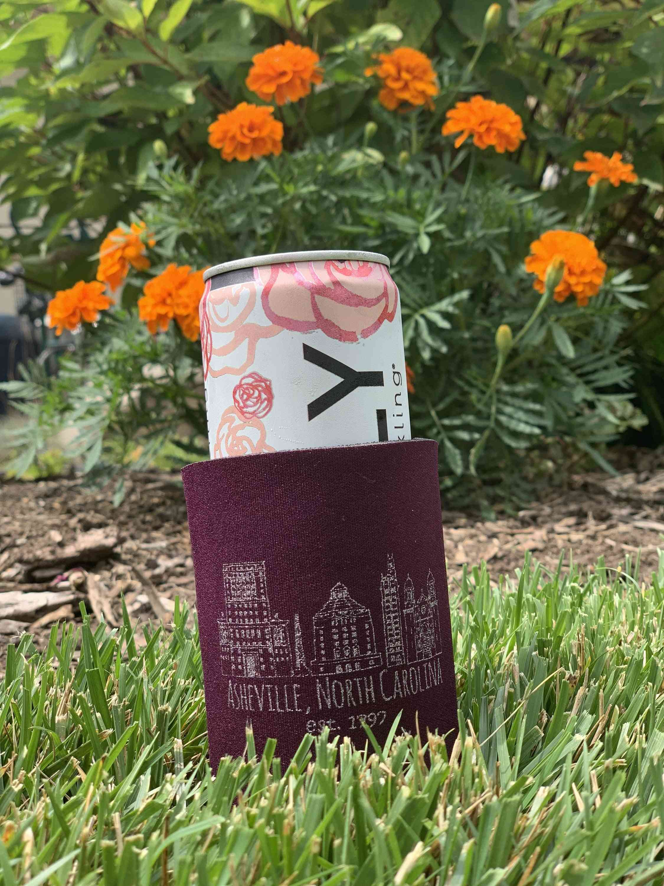 Downtown Historic - Can Cooler