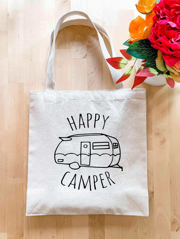 Happy Camper - Tote Bag