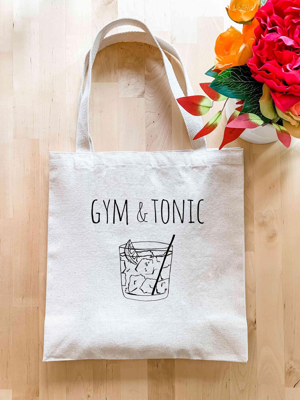 Gym & Tonic - Tote Bag