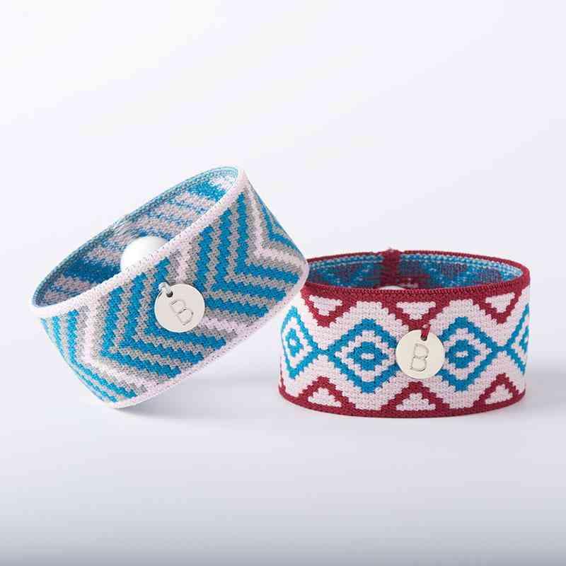 Pain And Nausea Relief Acupressure Bracelets