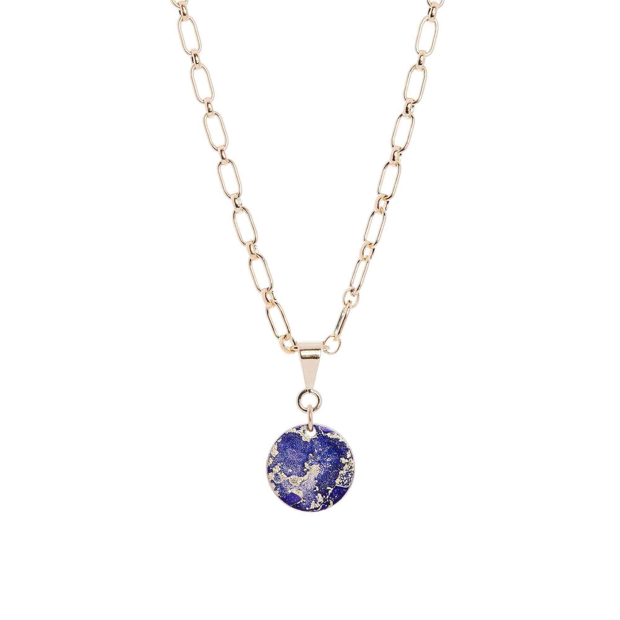 Gold Petit Pendant Necklace