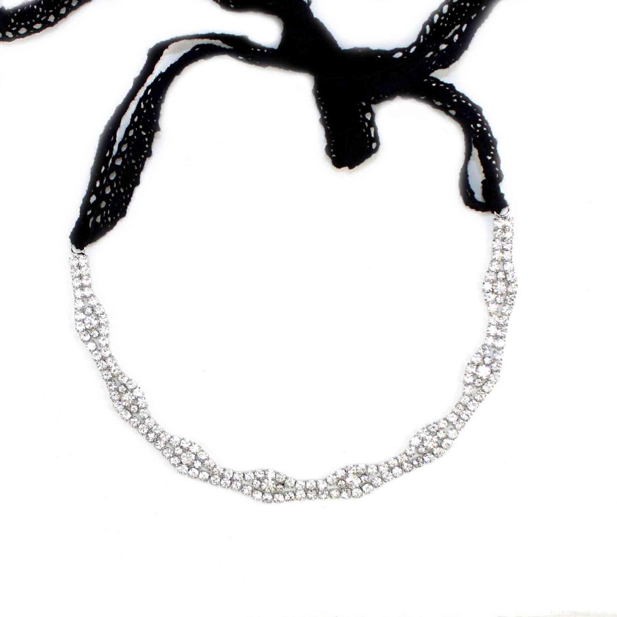 Classic Crystal Headband