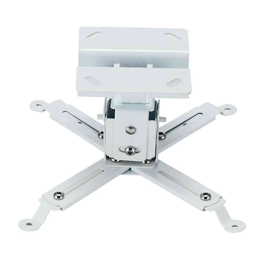 Adjustable Projector Bracket With Extendable Arms