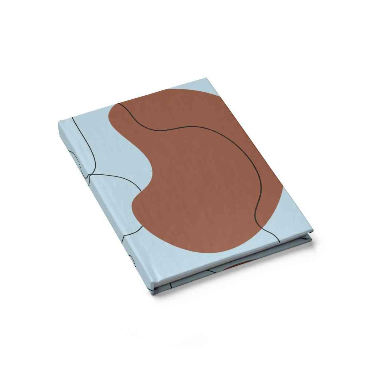 What A Bean Blank Journal