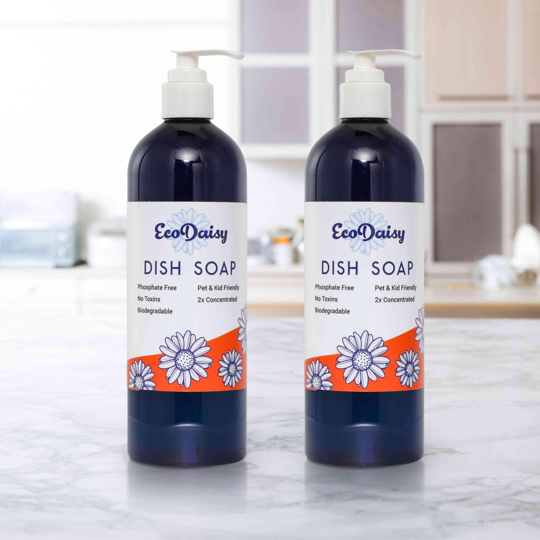 Ecodaisy Dish Soap Bundle Of 2