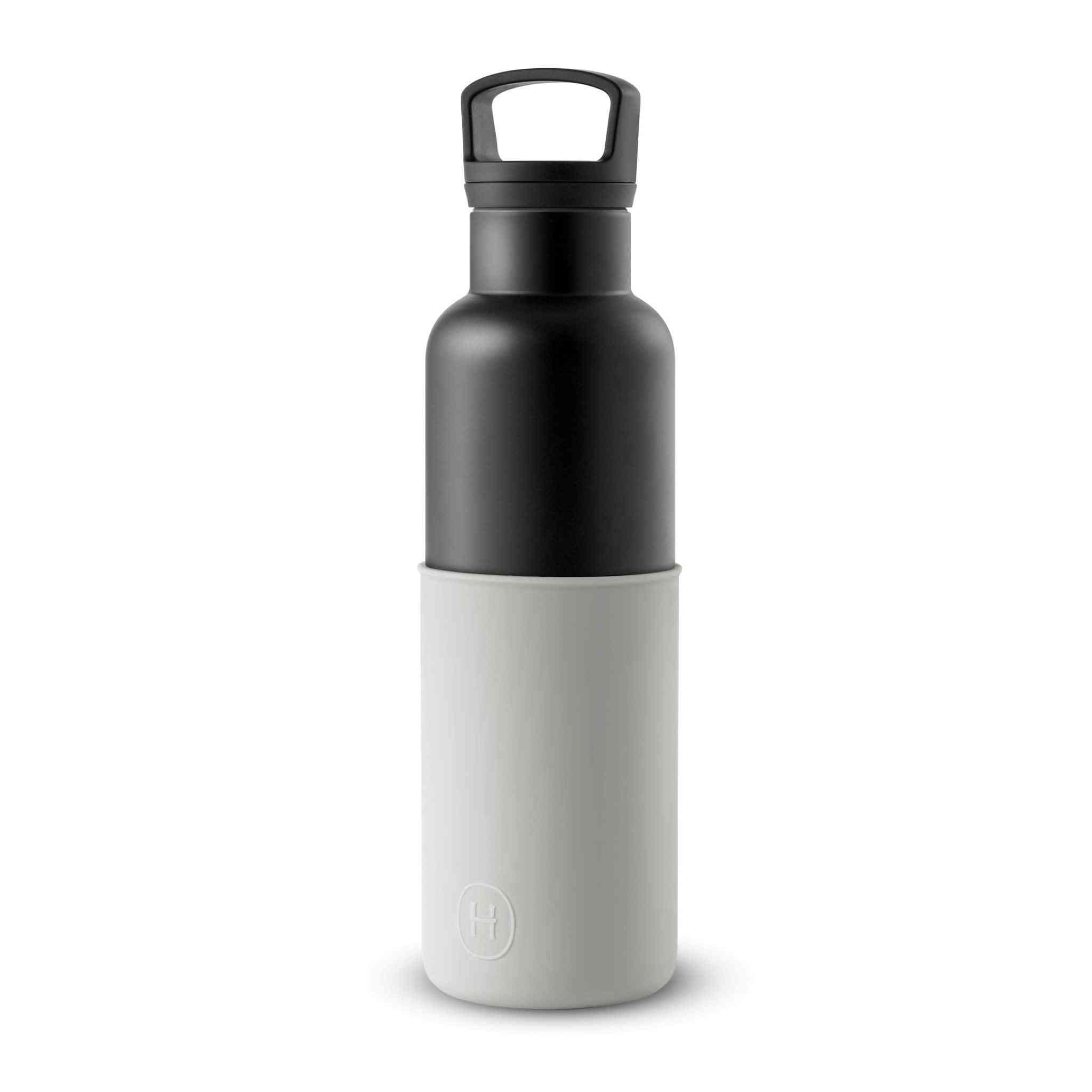 Food-grade Silicon Outer Cover Water Bottle