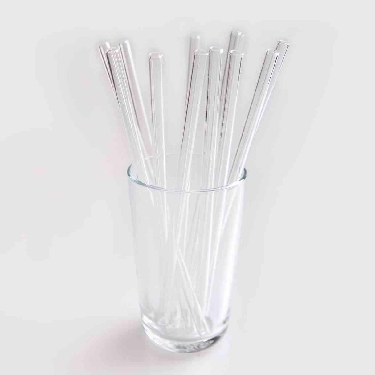 Glass Eco Friendly Straw