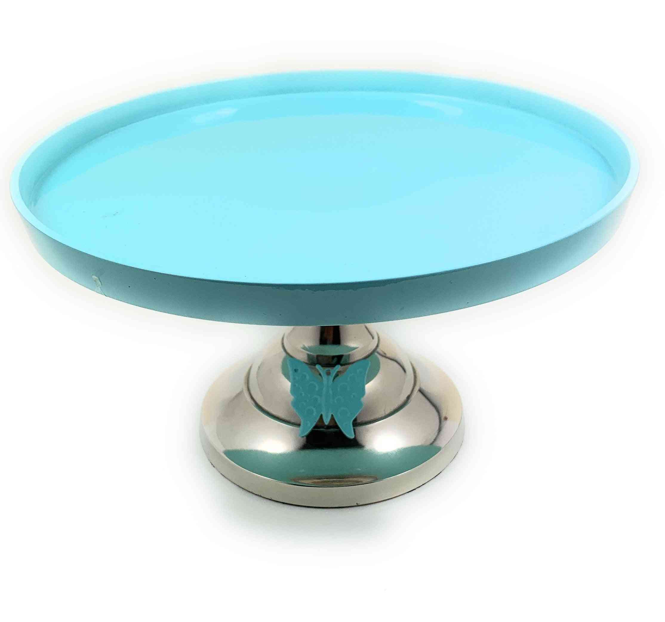 Cake Stand With Butterfly