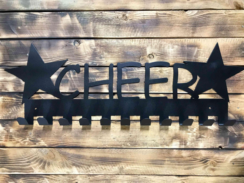 Cheer Medal Display Hanger