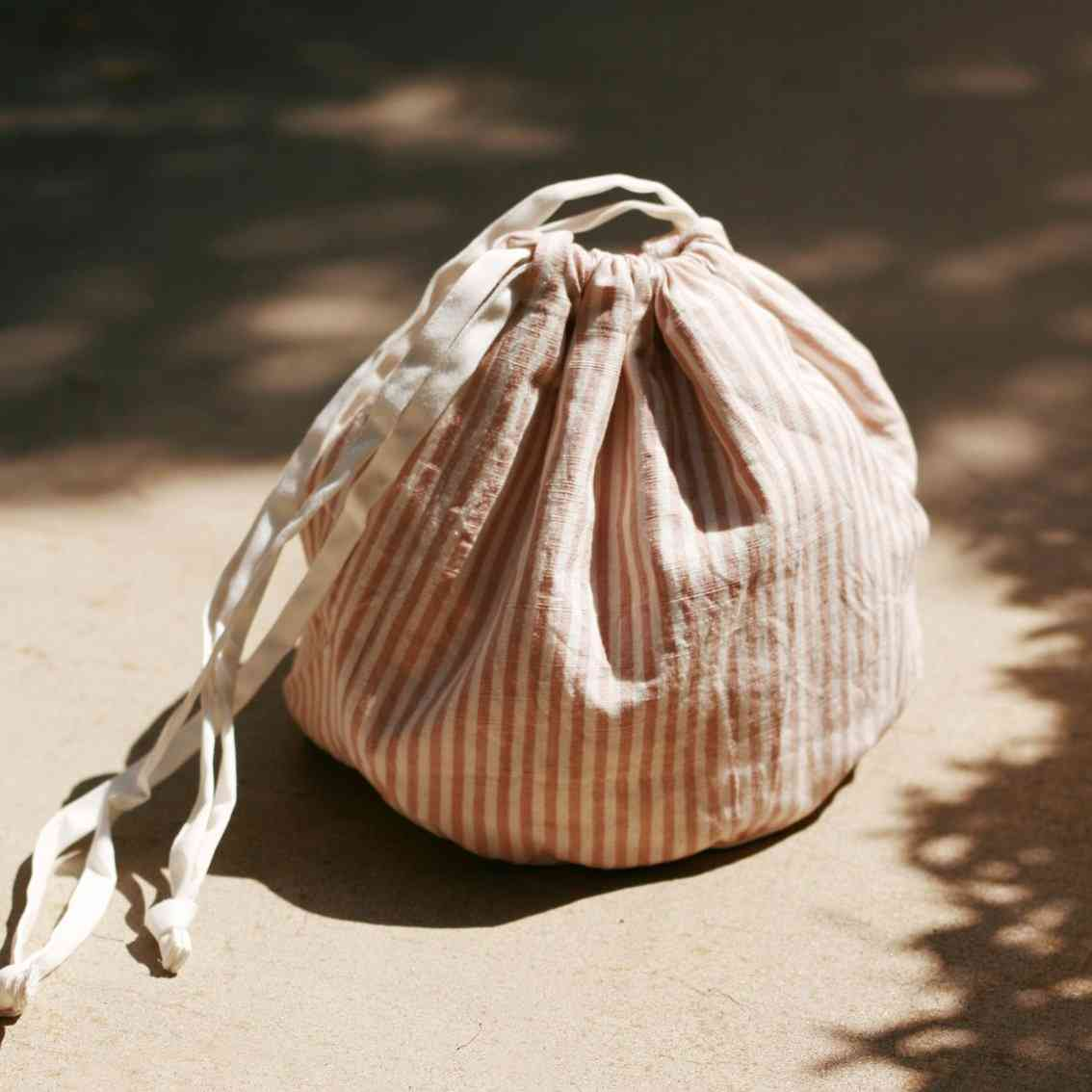 Summer Style Handwoven Pouch Bag