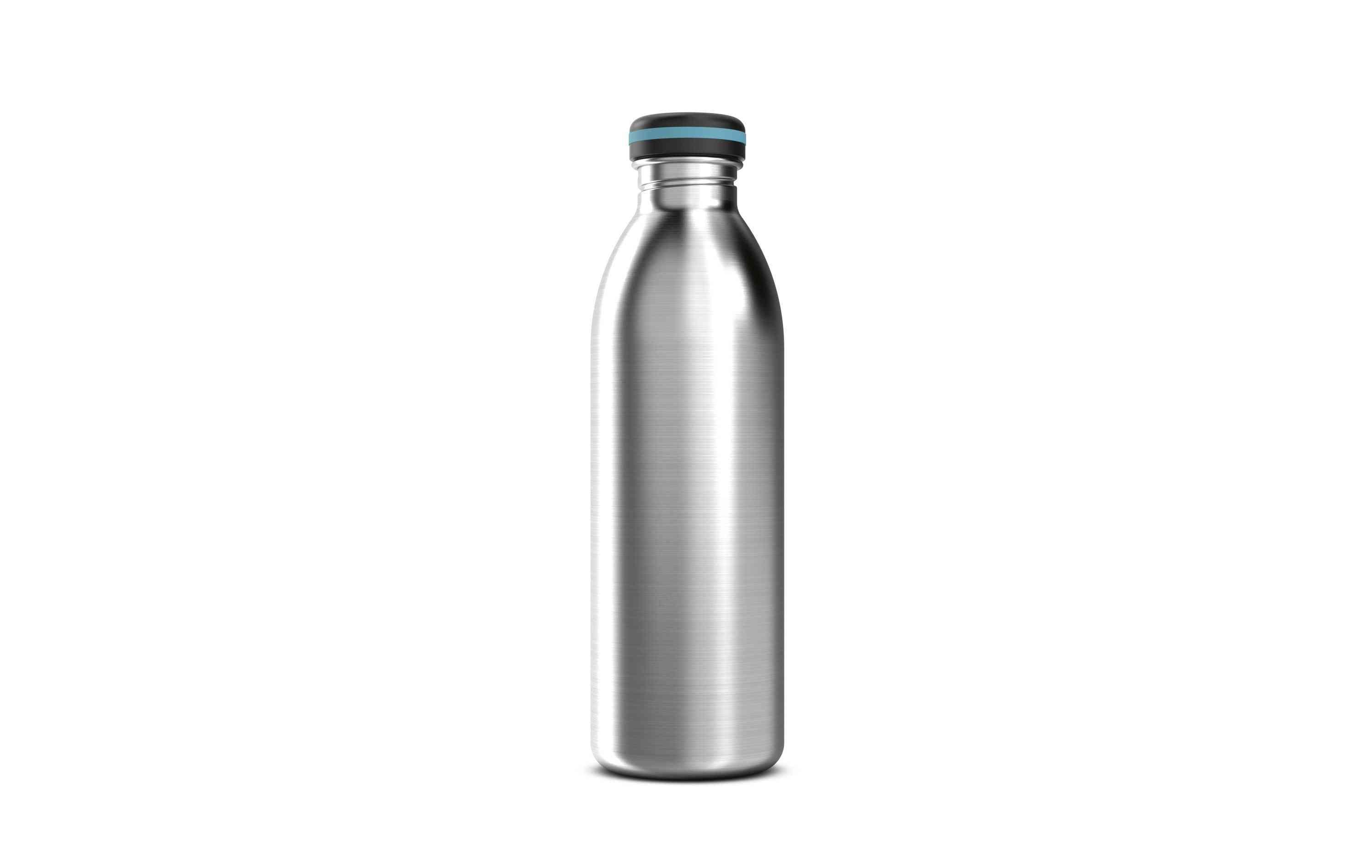 One Single Wall Steel 750ml / 25oz Stainless Steel Bottle