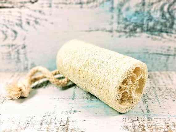 Organic Natural - Loofah Loofa Luffa Vegan For Bath Scrubbers