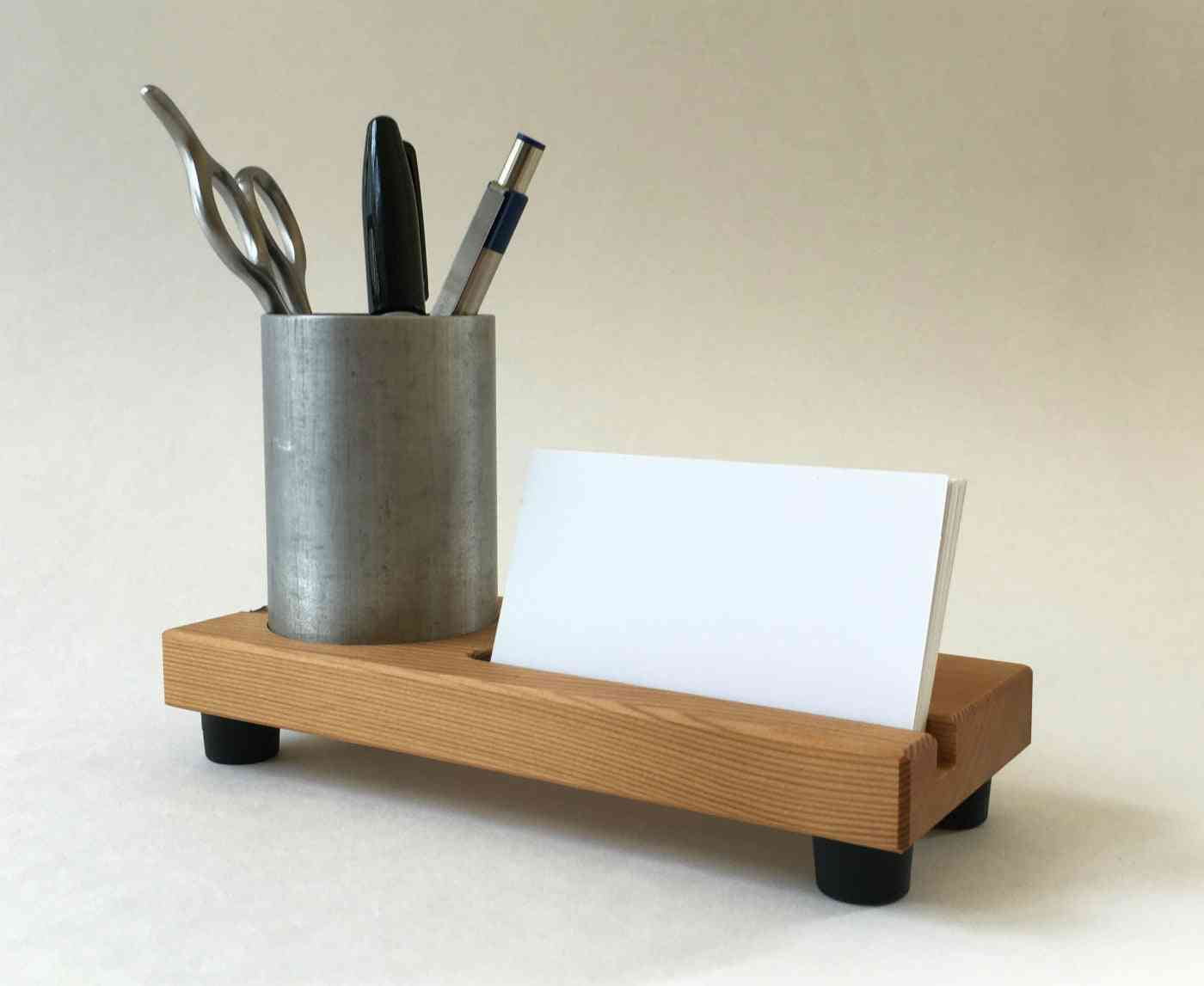 Pencil,pen & Business Card Holder