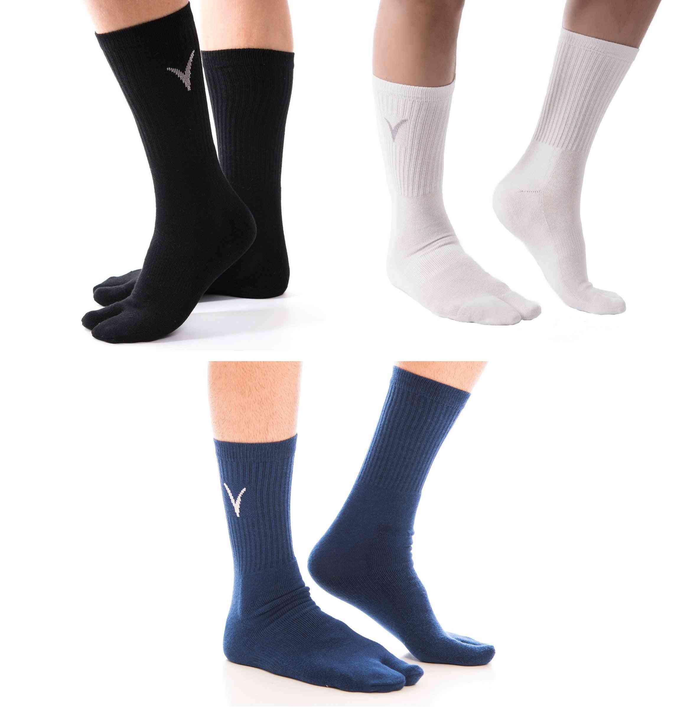 Flip-flop Thicker Socks And Women