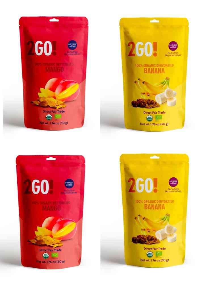 Organic Dried Fruit Pack