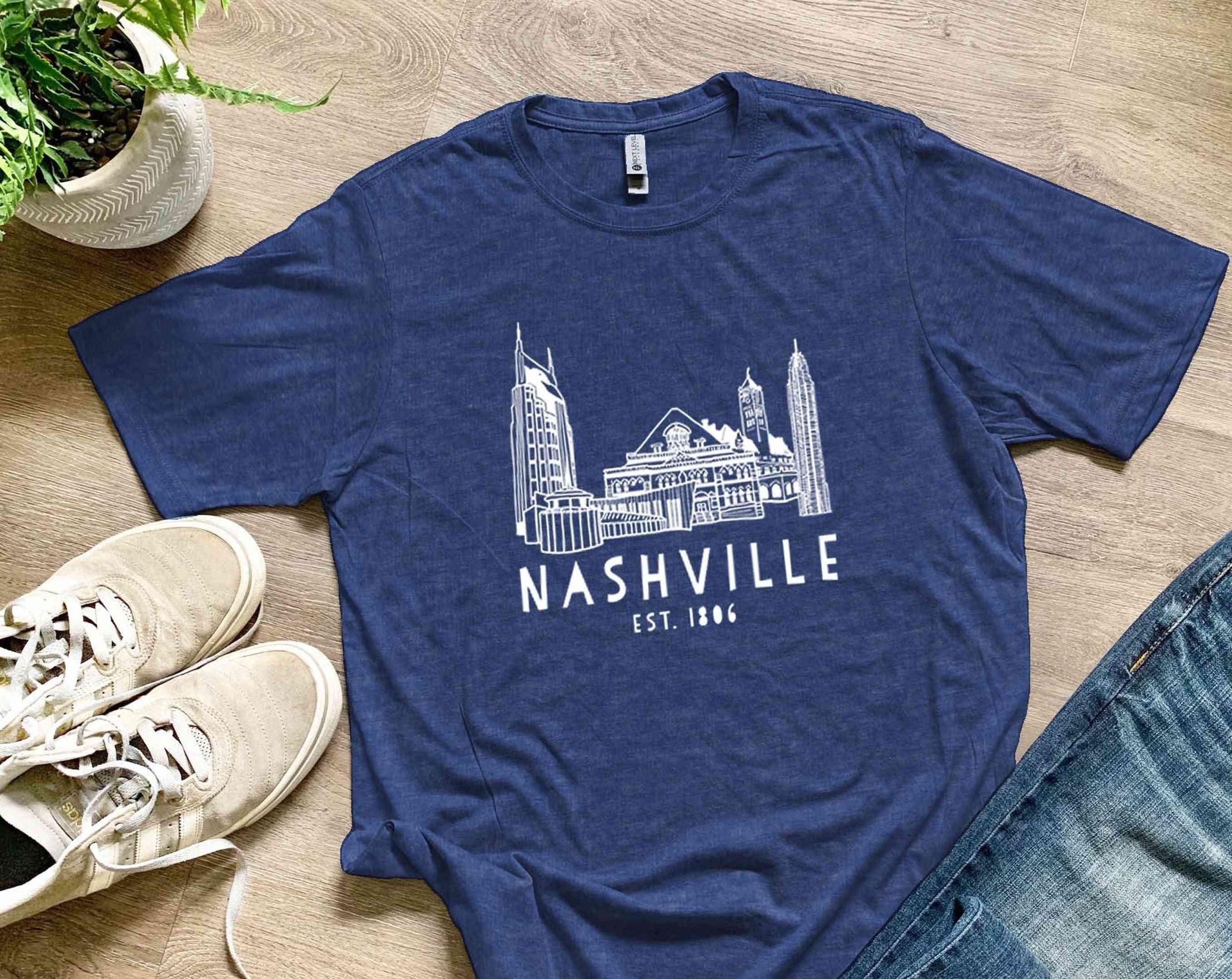 Nashville Skyline Shirt