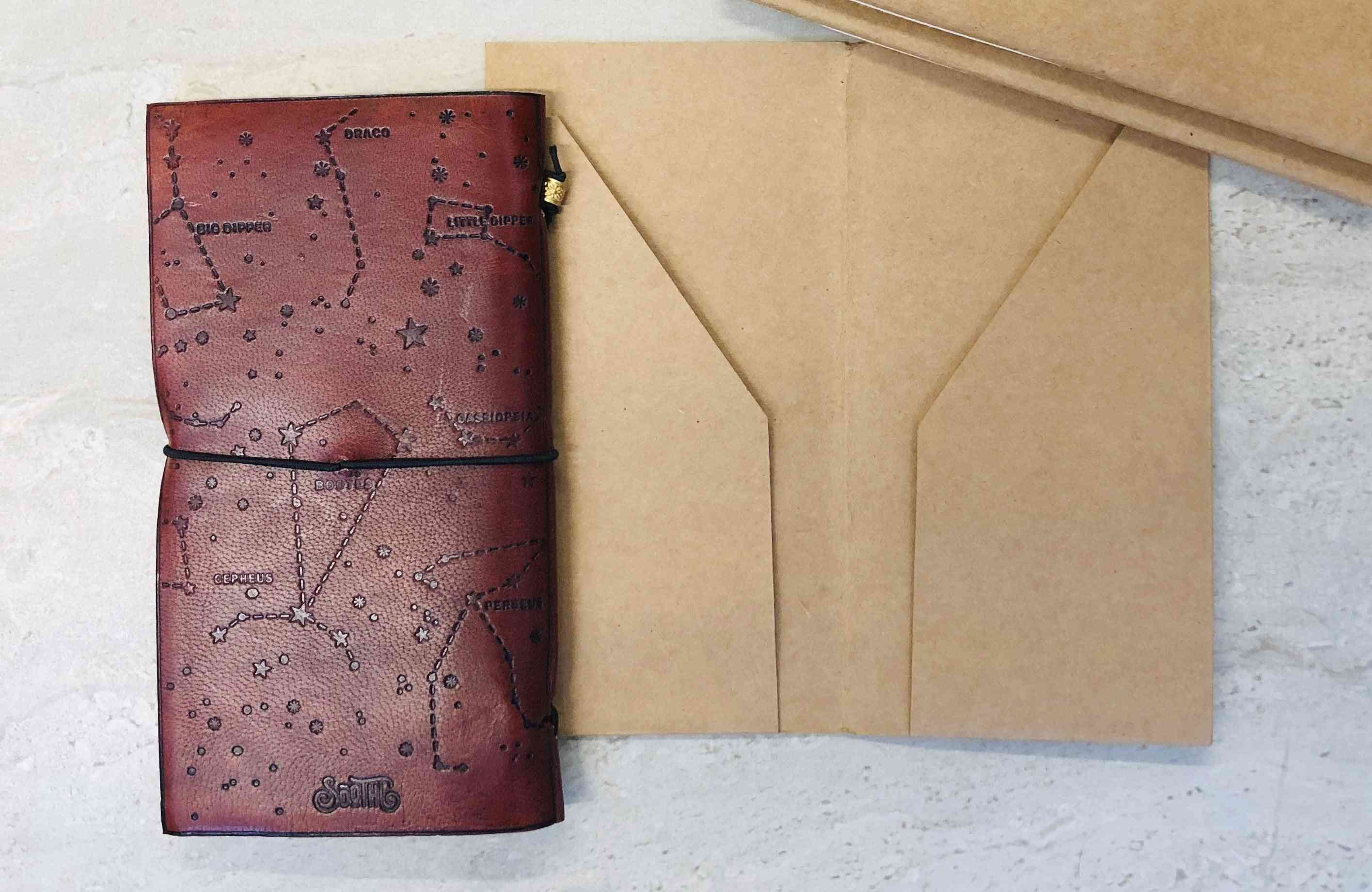 The Future Belongs Traveler's - 2 Notebooks & 1 Folder