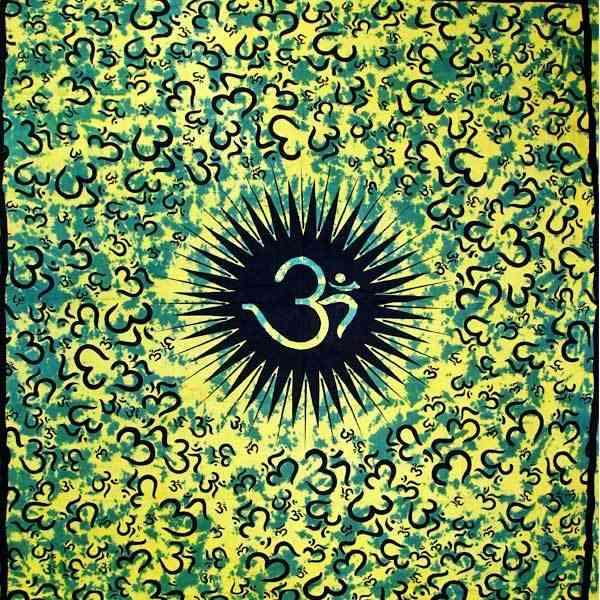 Om Symbol Tapestry