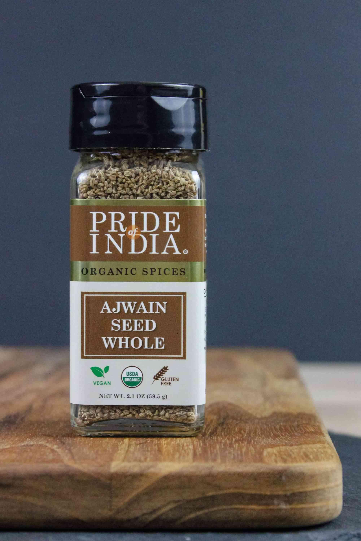 Organic Ajwain  Whole Seed