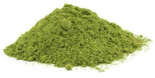 Premium Grade Pure & Raw Sun Dried Moringa Leaf Ground