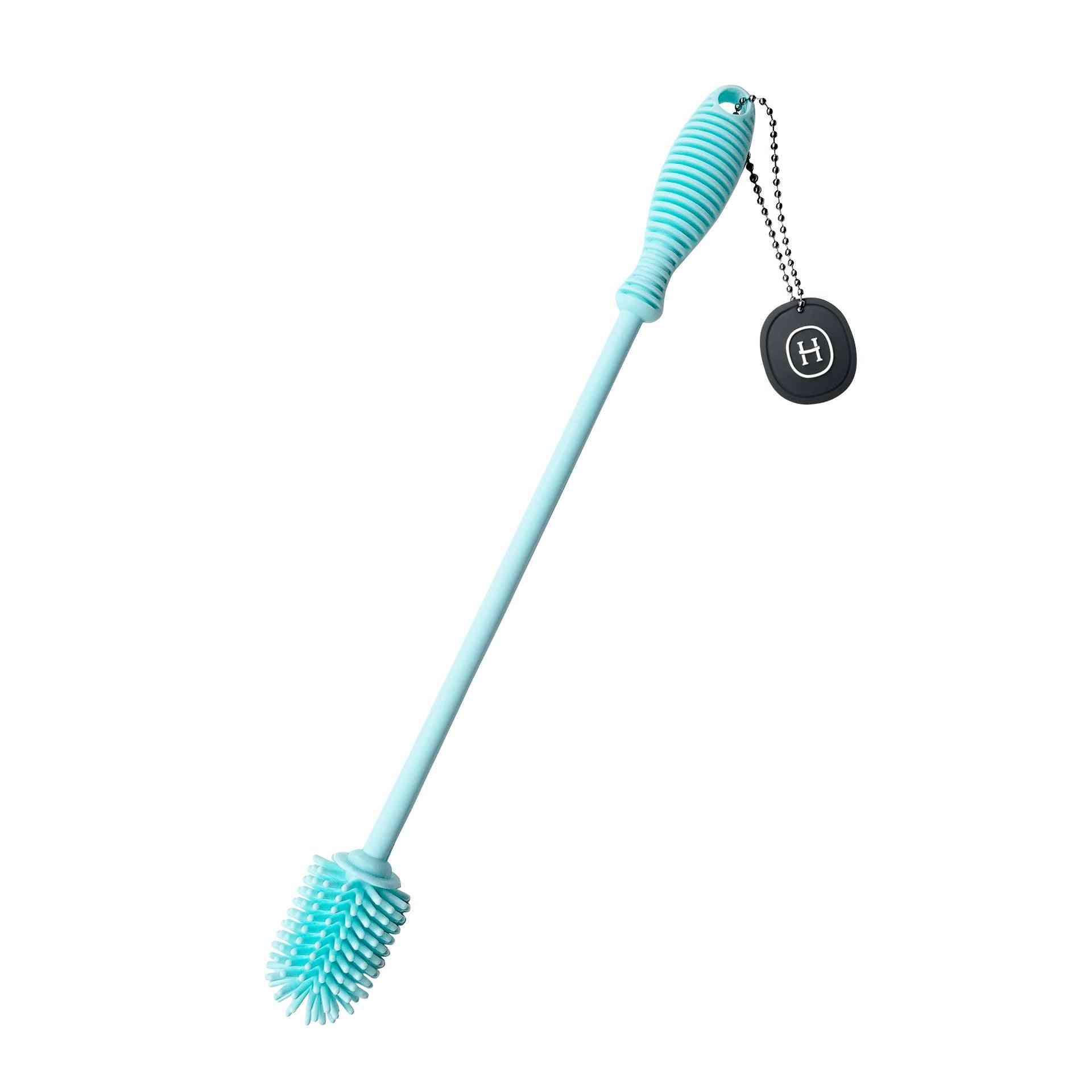 Bottle Cleaning Blue Brush